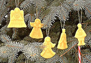 Flood Your Tree With Beeswax