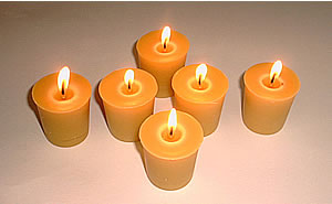 Thank you for a Great Season - Now it's Time to check our Beeswax Candle Supply