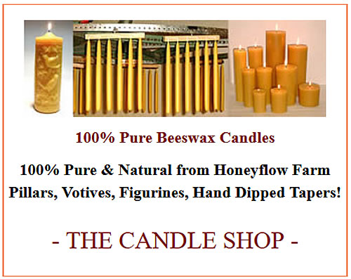 Honeyflow Farm - grapes, honey & beeswax candles