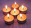 Beeswax Candles made with Essential Oils & Fragrance Oils